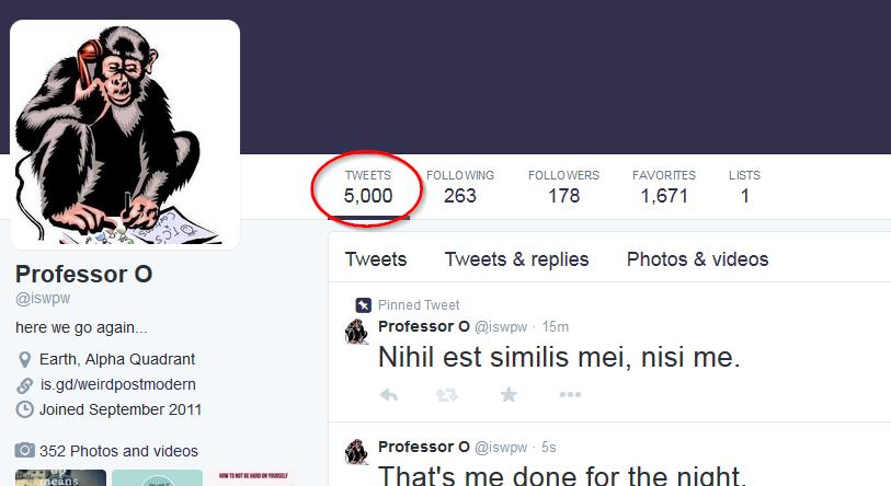 5000tweets