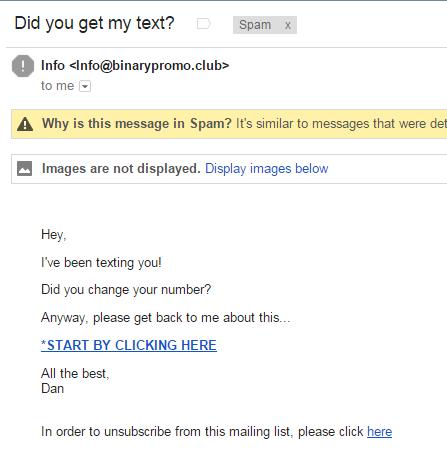 not-looking-like-spam
