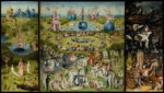 """The Garden of Earthly Delights by Hieronymous Bosch"